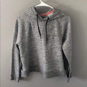 Calvin Klein Performance Cropped Hoodie Size M